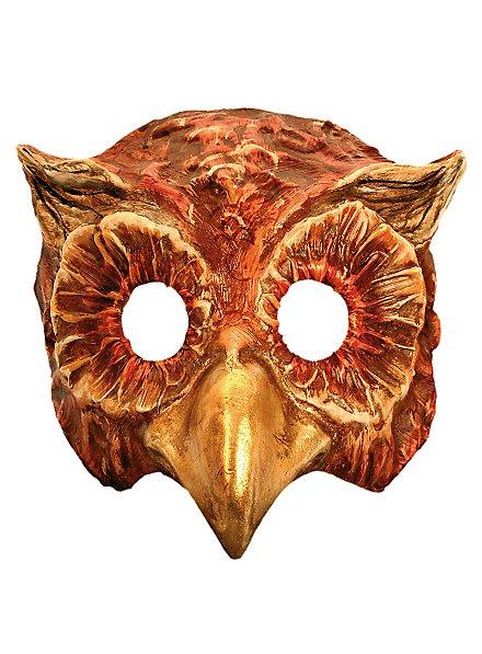 Eule - Venezianische Maske
