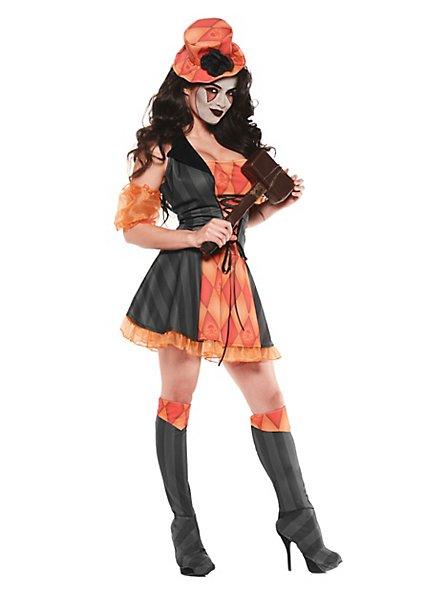 Evil Clownfrau Costume