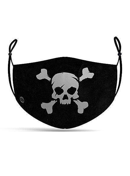 Fabric mask pirate