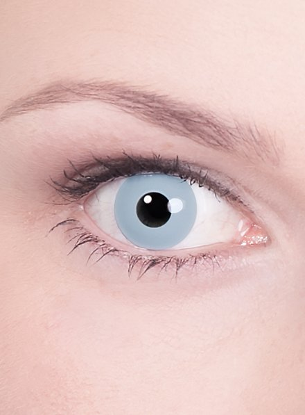 Light Blue Contact Lenses Special Effect Fay