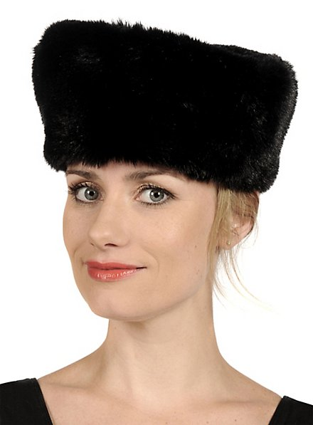Fake Fur Hat Cossack