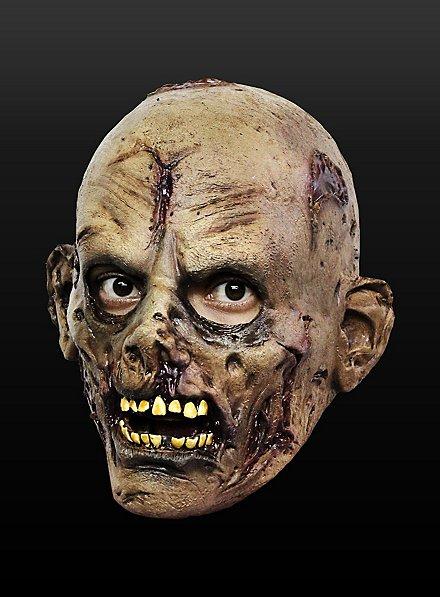 Fauliger Zombie Kindermaske aus Latex