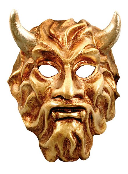 Fauna oro - Venetian Mask
