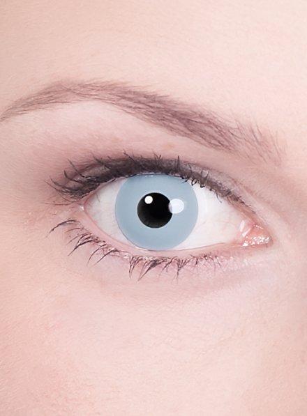 Hellblaue Kontaktlinsen Motiv Fee