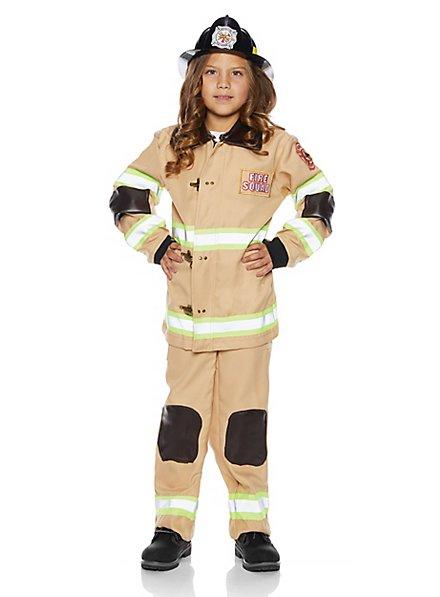 Feuerwehrchef Kinderkostüm