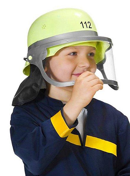 Feuerwehrhelm Deutschland für Kinder