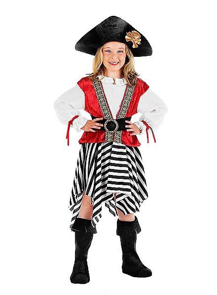 Fiancée du pirate Déguisement Enfant