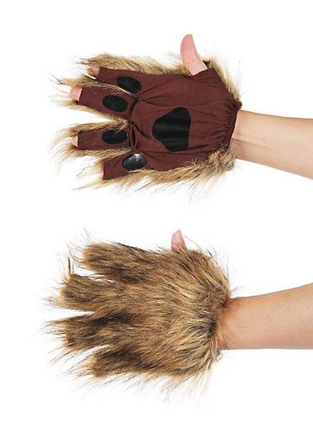 Fingerless Rodent Gloves