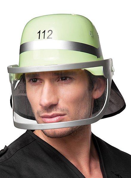 Fire department helmet Germany