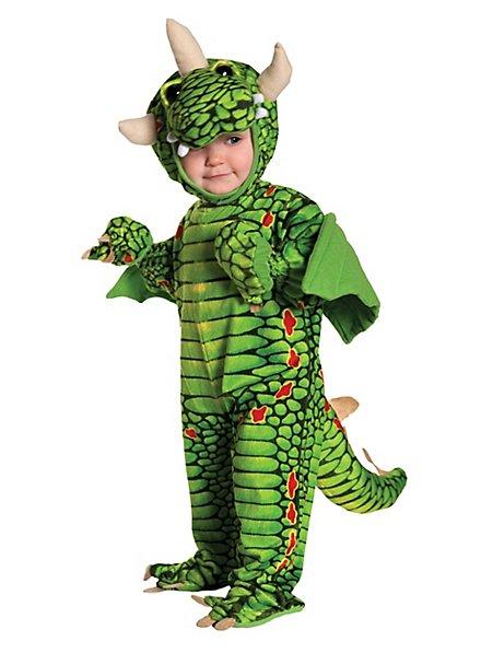 Fire Dragon Baby Costume