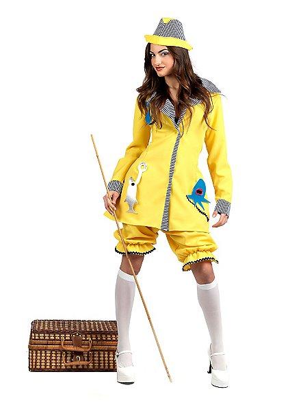 Fischerin Kostüm