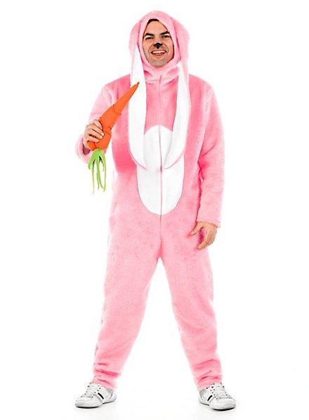 Fluffy Rabbit Costume