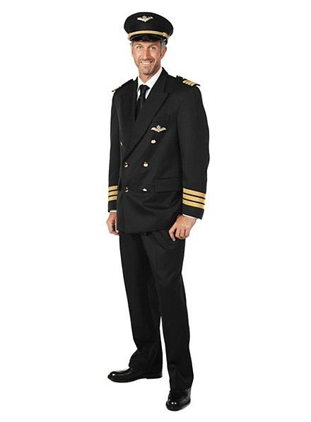 Flugzeugführer Kostüm