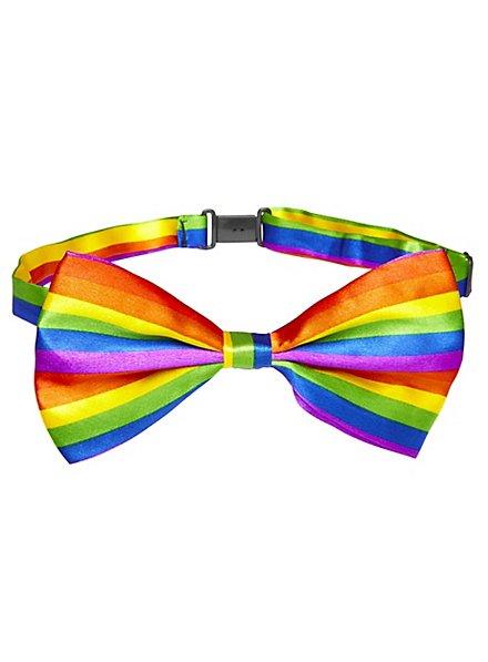 Fly rainbow coloured