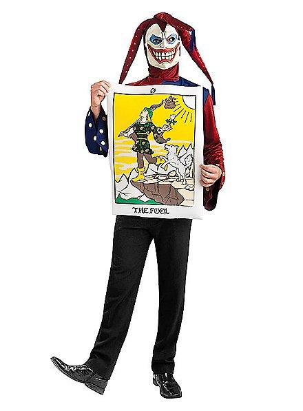 Fool Tarot Costume