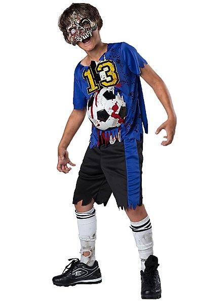 Football zombie children costume