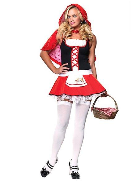 Fräulein Rotkäppchen Kostüm