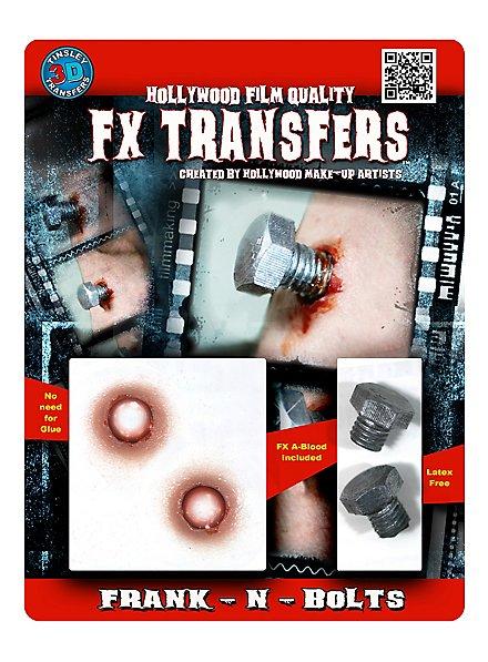 Frank-N-Bolts 3D FX Transfers