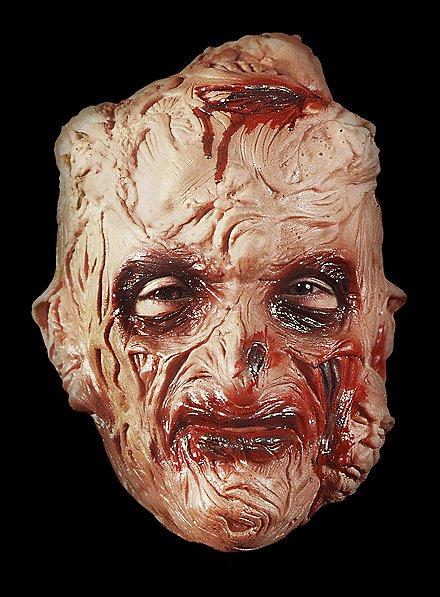 Freddy II Maske aus Schaumlatex