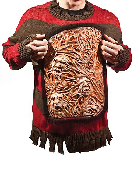 Freddy Krueger Seelen Pullover Animiertes Kostüm