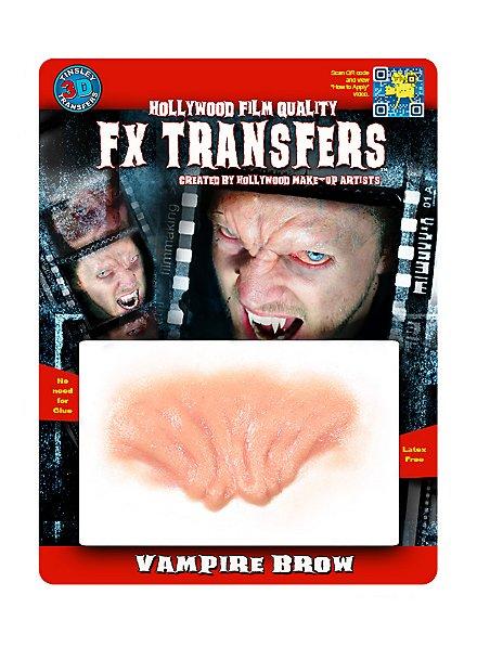 Front de vampire 3D FX Transfers
