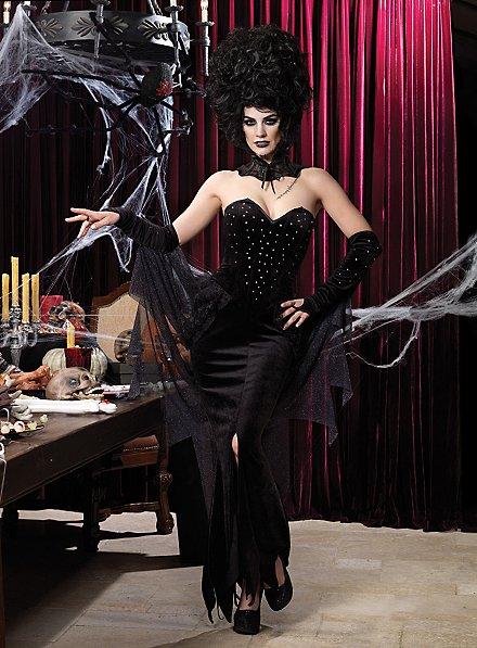 Fürstin der Finsternis Premium Edition Kostüm