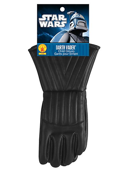 Gants de Dark Vador Star Wars pour enfant