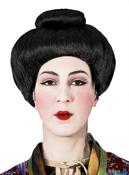 Geisha High Quality Wig