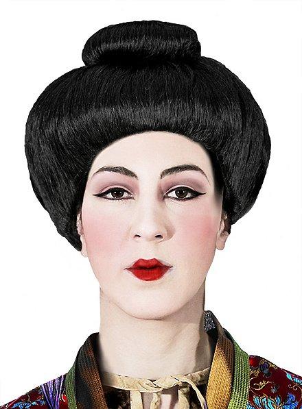 Geisha Perruque