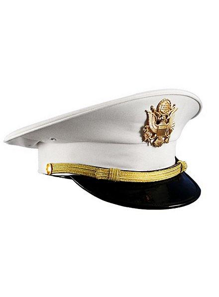 Generalsmütze weiß