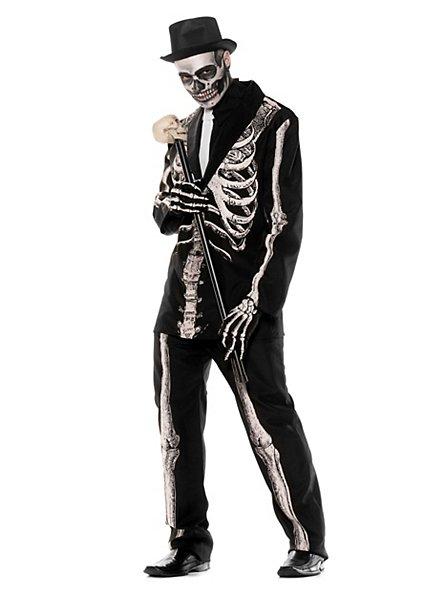 Gentleman Skeleton Costume