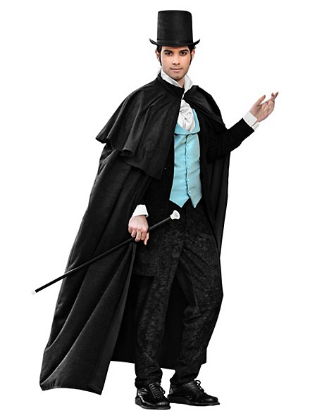 Gentleman Umhang schwarz