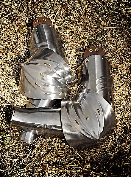 German Gothic Arm Plate Armor