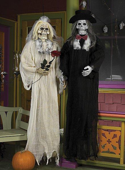 Gespenstisches Brautpaar Hängedekoration