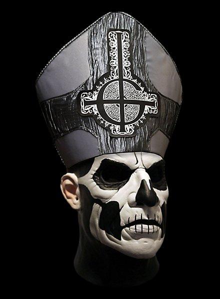 Ghost - Papa Emeritus II. Mitra und Maske