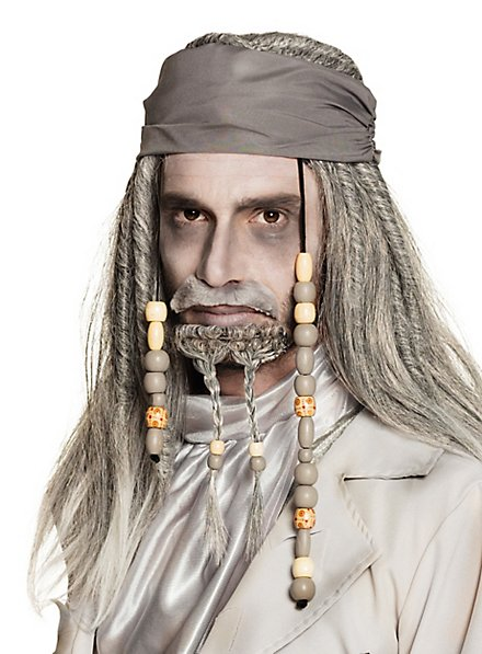 Ghost Pirate Wig