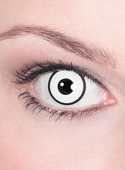 Ghost Prescription Contact Lens