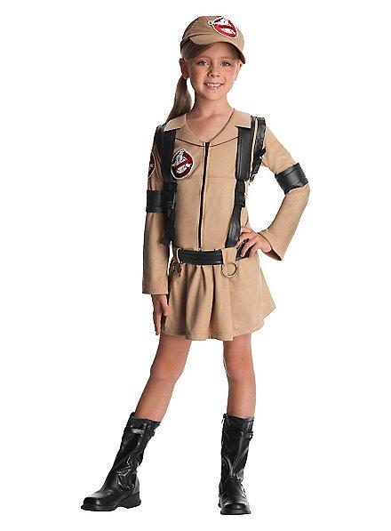 Ghostbuster Girl Kids Costume