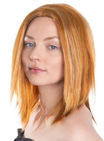 Ginger High Quality Wig