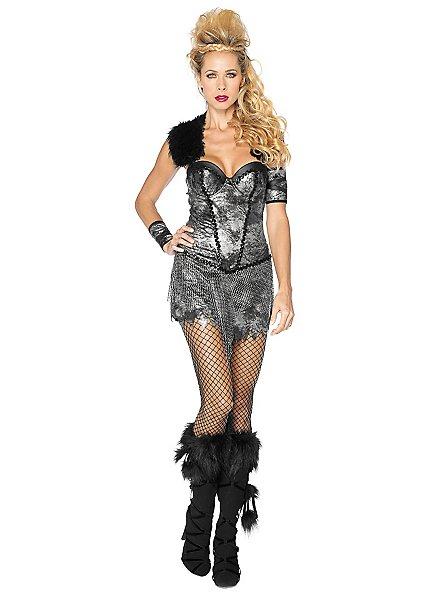 Glam Warrior Costume