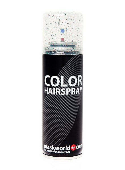 Glitter Hair Spray Multicolored
