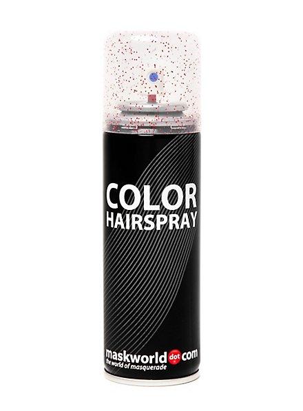 Glitter Hair Spray red
