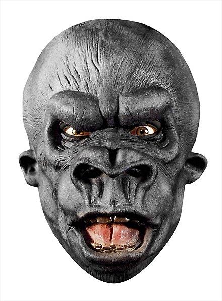 Gorilla Maske aus Schaumlatex