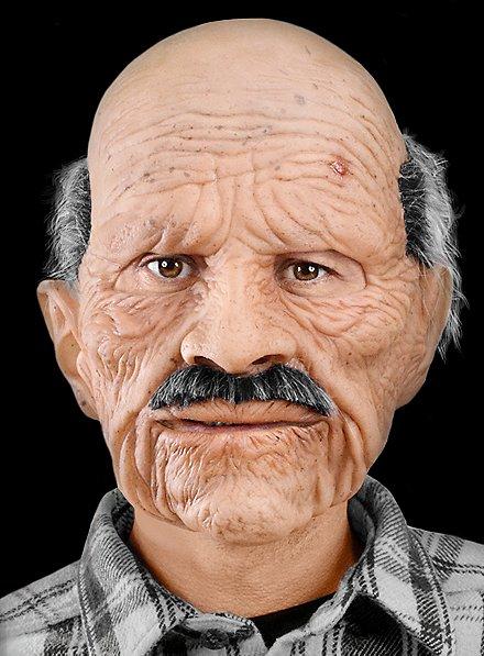Grandpa Latex Full Mask