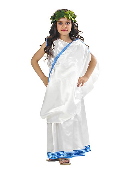 Greek girl costume
