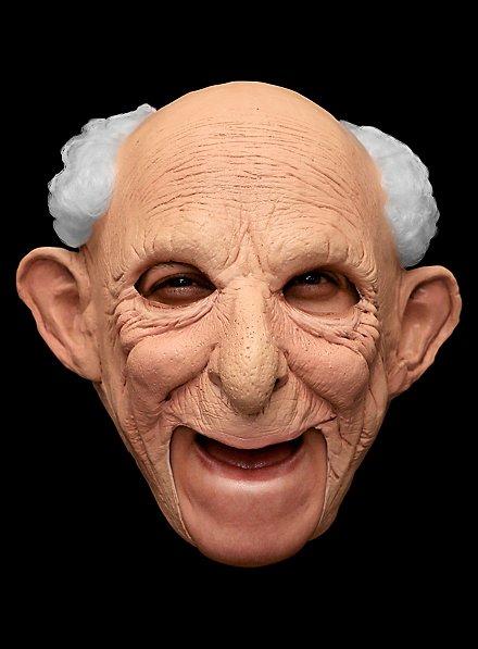 Großvater Deluxe Kinnlose Maske