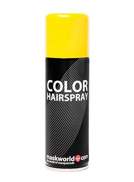 Haarspray Gelb