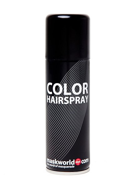 Hair Spray Black