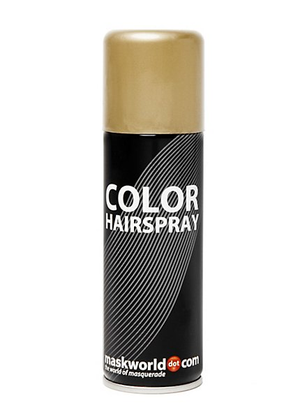 Hair Spray Gold