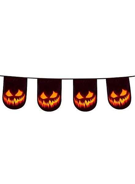Halloween Wimpelkette 6 Meter